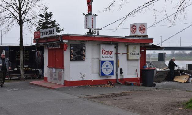 Fortunabüdchen wegen Renovierung geschlossen