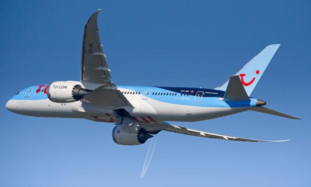 TUI fly wird erster Betreiber der Boeing 787 in Deutschland