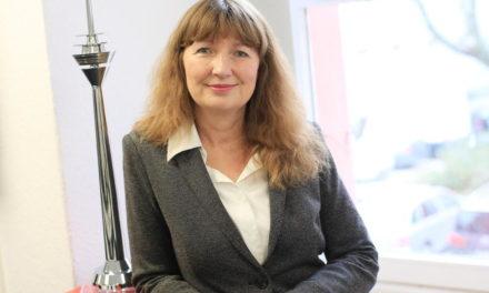 Ingrid Herden wechselt von Düsseldorf nach Berlin
