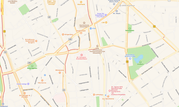Rosenmontagszug: Viele Straßen in der Innenstadt gesperrt