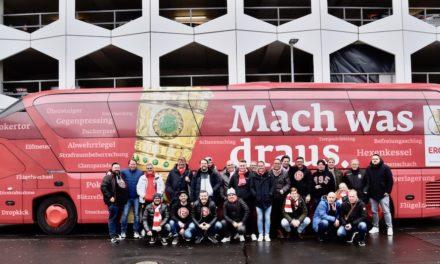 Auf zum Pokalspiel nach Kaiserslautern