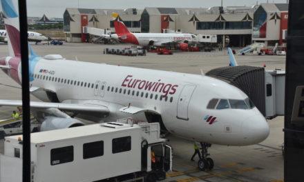 Sturmtief Sabine sorgt auch am Montag für Flug- ausfälle – Reisende sollten ihren Flugstatus checken
