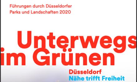 """Führungsreihe """"Unterwegs im Grünen"""""""