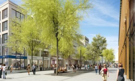Fortschritte bei Neugestaltung Gustaf-Gründgens-Platz und Schadowstraße