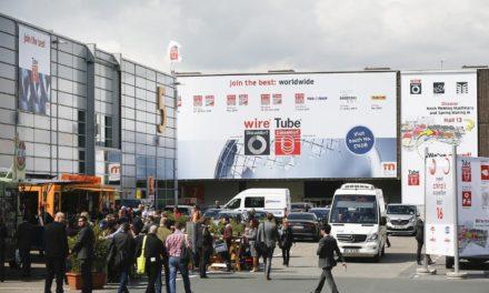 Neuer Termin für wire und Tube Düsseldorf