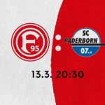 Heimspiel gegen den SC Paderborn findet ohne Zuschauer statt