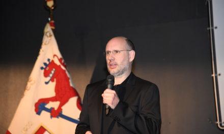 Michael Brill berichtete vom Event-Geschäft in der Landeshauptstadt bei den Düsseldorfer Jonges