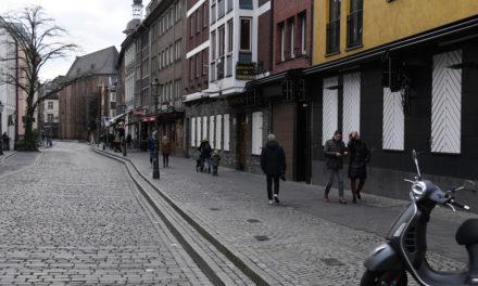 Corona Entwicklung am Wochenende in Düsseldorf und die Folgen