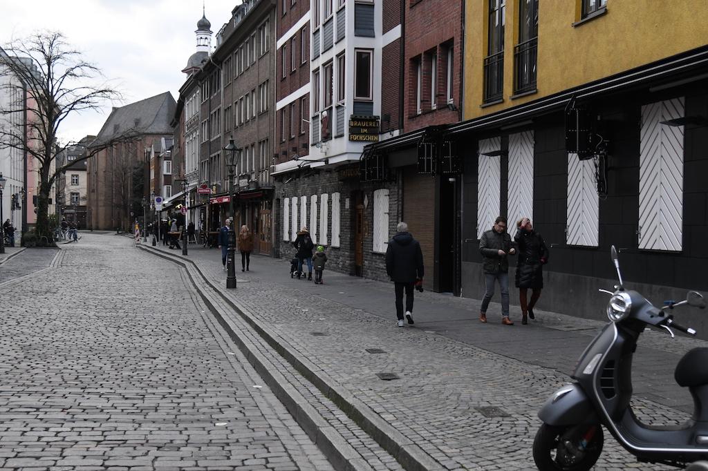 Füchschen in der Ratingerstraße Foto: LOKALBÜR