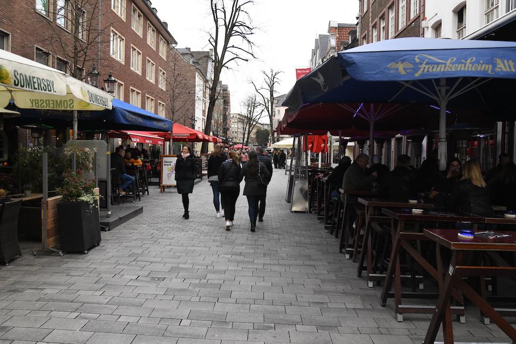 Bolkerstraße Foto: LOKALBÜRO