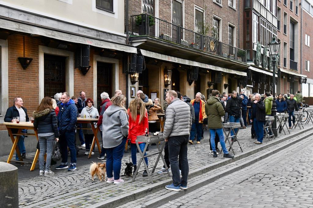 Uerige in der Altstadt Foto: LOKABÜRO