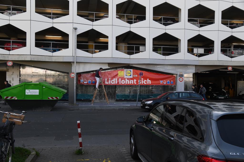 Innenausbau läuft auf vollen Touren Foto: LOKALBÜRO