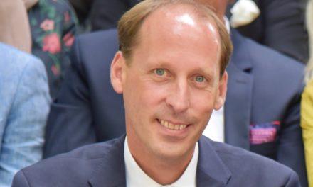 OB Kandidat Stefan Engstfeld gibt zur Corona-Pandemie ein Statement ab