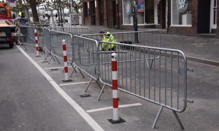 Parkflächen für Leihräder und Roller
