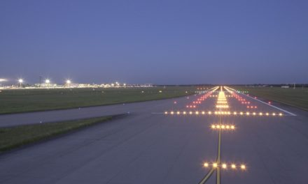 Trotz des stürmischen Februars: 44 Prozent weniger Nachtflugbewegungen seit Jahresbeginn