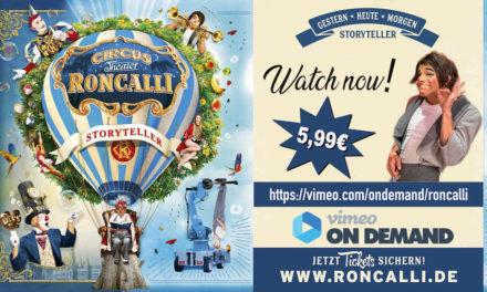 Roncalli zum Ausleihen