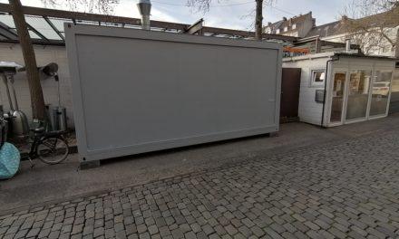 Neuer Eisladen auf dem Carlsplatz?