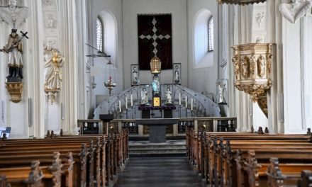 Wiederaufnahme von Versammlungen zur Religionsausübung in Nordrhein-Westfalen ab dem 1. Mai2020