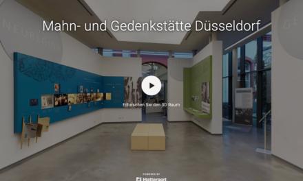 Museen in Coronazeiten  — Gedenkstätte an der Mühlenstraße bleibt weiterhin aktiv