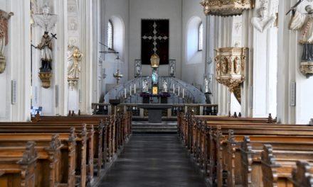 Landesregierung berät mit Religionsgemeinschaften über Vorschläge und Konzepte für Gottesdienste in Corona-Zeiten
