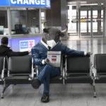 Totenstille am Airport trotz Ferienbeginn