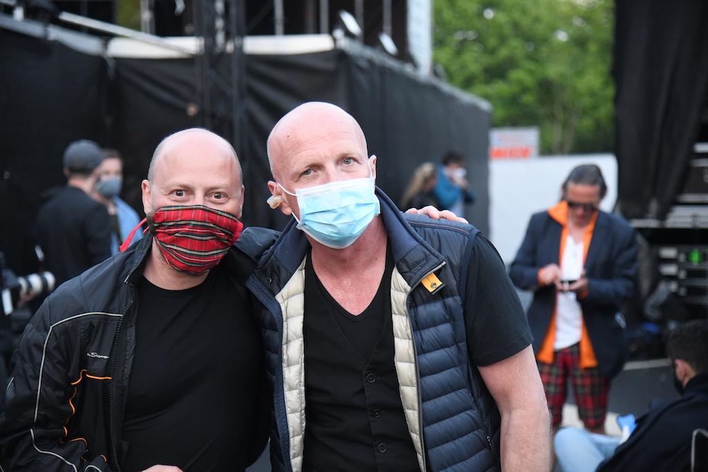 Kai Engel und Christian Blüm Foto: LOKALBÜRO