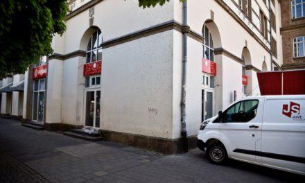 Fortuna Fan-Shop am Burgplatz wird vergrößert