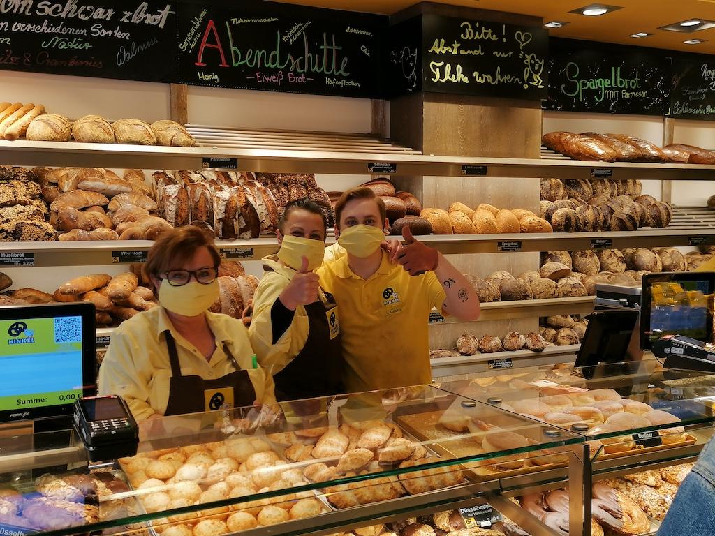 Bäckerei Hinkel Foto: LOKALBÜRO