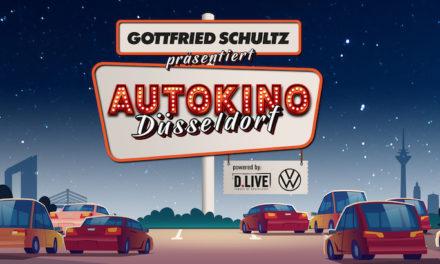 Messeparkplatz P 1 wird zum Autokino
