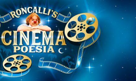 Roncalli's Cinema Poesia bringt am 2. Mai 2020 Zirkus-Flair ins eigene Auto