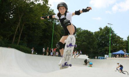 Skatepark in Eller öffnet Freitag wieder