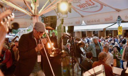 Jazz Rally 2020 –  Das Festival kommt mit Konzert-Film und Live-Acts ins Autokino