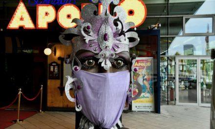 """Große Nachfrage nach den Masken aus """"Roncalli's Masken Boutique"""""""