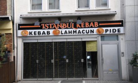 Gastronomisch tut sich was in der Berger Straße