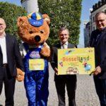 Messe Düsseldorf wird Freizeitpark