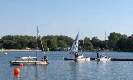 Auch wieder da — der Unterbacher See