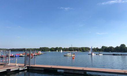 Badegewässer in Nordrhein-Westfalen mit hoher Wasserqualität