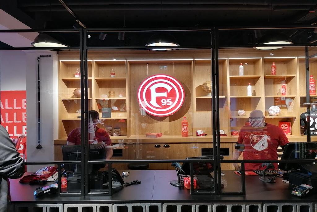 Fortuna Shop Foto: LOKALBÜRO