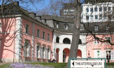 Theatermuseum wieder geöffnet