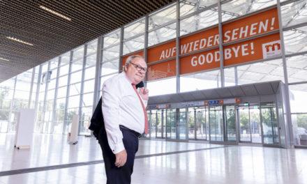 Werner M. Dornscheidt verlässt die Düsseldorfer Messe nach fast 34 Jahren