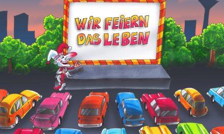 """""""Jeck im Autokino — Wir feiern dasLeben"""""""