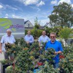 400 Blumenoasen für die Stadtteile