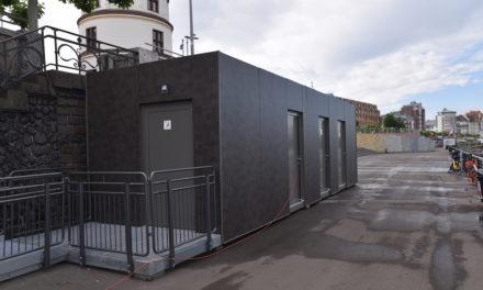 Gesamtstädtisches Toilettenkonzept für Düsseldorf entwickelt