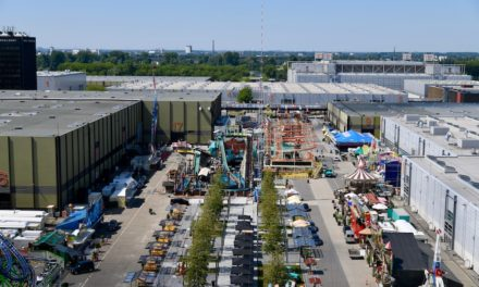 Pop-up-Freizeitpark DüsselLand eröffnet auf dem Düsseldorfer Messegelände