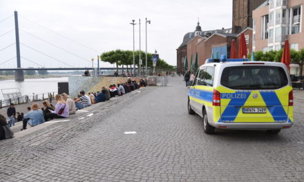 Zahlreiche Platzverweise und Personenüberprüfungen in der Altstadt