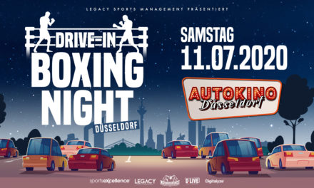 Drive-In Boxing Night