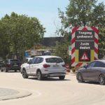 Pfingsten: Lange Shopping-Schlangen vor Roermond