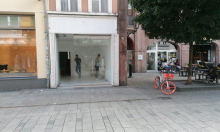 Neue Eisdiele in der Flingerstraße