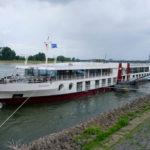 """Stadt nutzt Hotelschiff """"Bellejour"""" ab sofort als Quarantäneeinrichtung"""