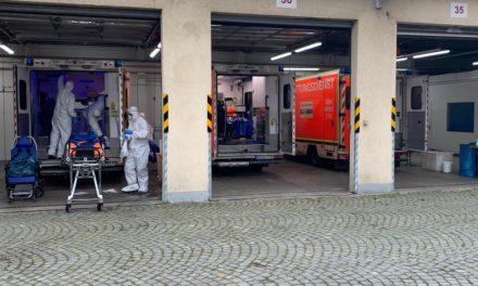 Feuerwehr zieht positive Corona-Zwischenbilanz
